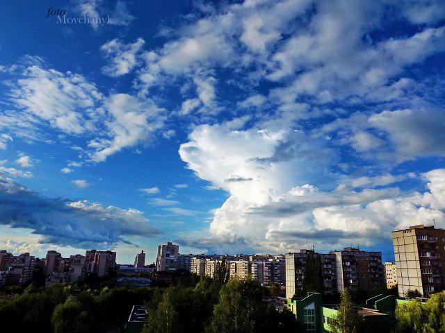 Погода у Рівному у день виборів 25 травня  e2c0ed1387145