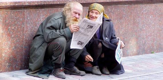 Бездомные будут убирать Ивано-Франковск к Пасхе