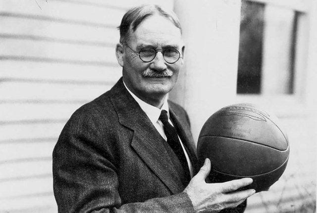 Джеймс Нейсміт – винахідник баскетболу Фото wikimedia<br />