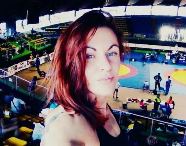 Олена Лісінчук, фото з групи Рівненщина спортивна у ФБ.