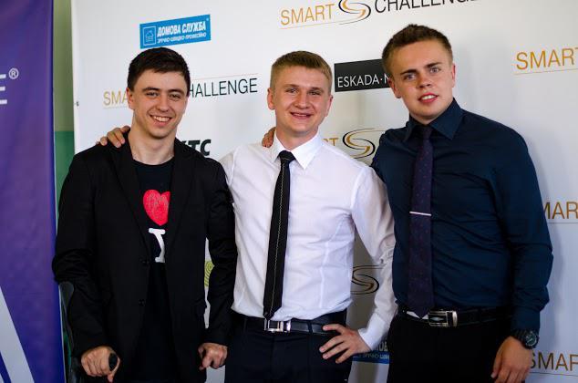 "Команда ""Quadrant"" посіла 2 місце у чемпіонаті Smart Challenge"