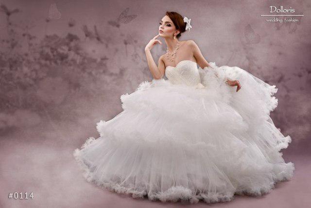 Фото суконь можна знайти на сайті  vk.com d o l l o r i s. 2. Весільні сукні  різних стилів ... 97ca2a1be6664