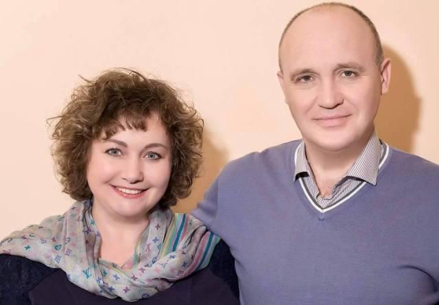 Віктор та Оксана Юхимовичі - тренери Школи Сімейних Відносин
