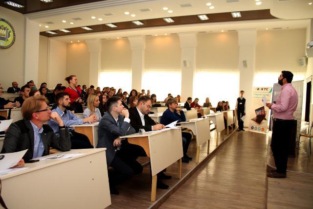 Понад 100 студентів з найбільших ВНЗ Рівненщини взяли участь у змаганні