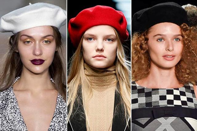 Топ-5 модних головних уборів зими 2015-2016  29108161cd267