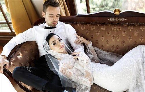 Весільна фотосесія Мерве Болугур