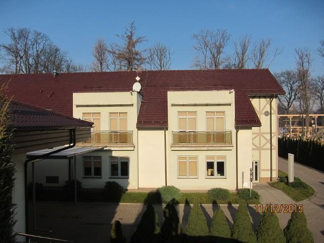 """У цьому будинку розташована клініка """"Ортомедікал"""" у Кракові, досвід якої вивчали рівненські лікарі"""
