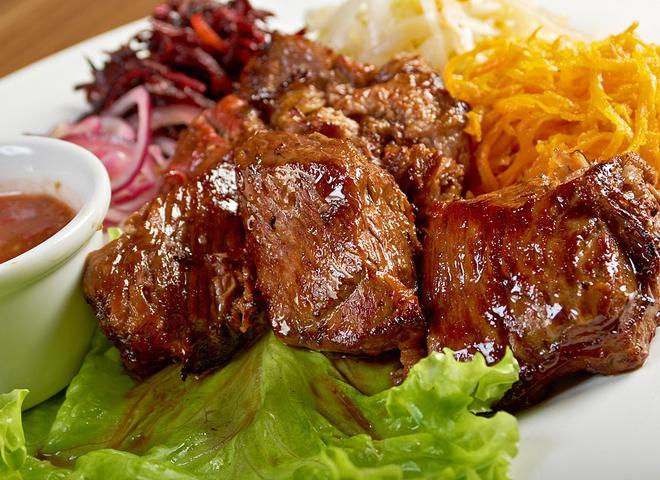Мясо в рукаве рецепт фото