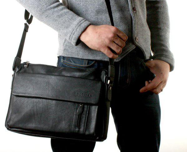 Модні аксесуари для чоловіків  Топ-8 чоловічих сумок  a9c0f9887092c