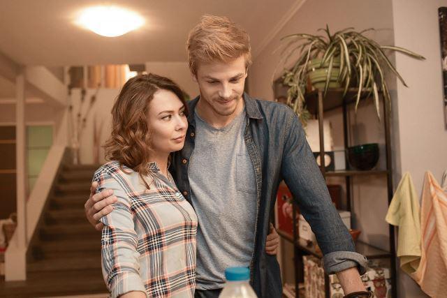 фото зі зйомок серіалу