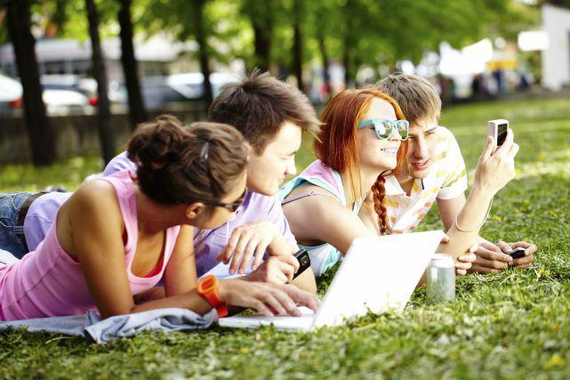 студенты на отдыхе фото