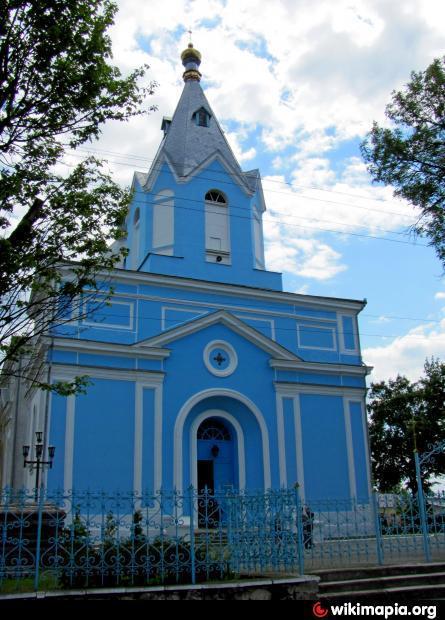 Церква Різдва Пресвятої Богородиці у Дубровиці на Рівненщині