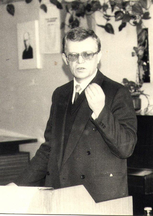Володимир Мороз<br /> Фото зі сторінки Миколи Пікули<br /> у ФБ.