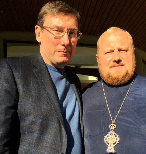 Фото зі сторінки Василя Рудницького у мережі Фейсбук.