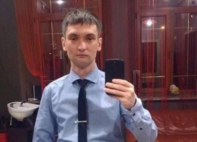 Сергій Литвинов.<br /> Фото із його сторінки у ФБ