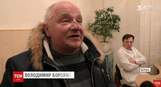 Володимир Боровик - батько Андрія Боровика