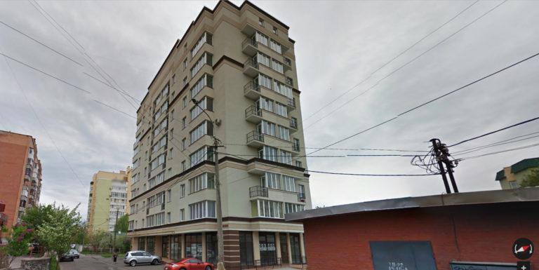 Будинок, де у 2014-му придбала квартиру дружина тепер вже екс-прокурора Юлія Боровик