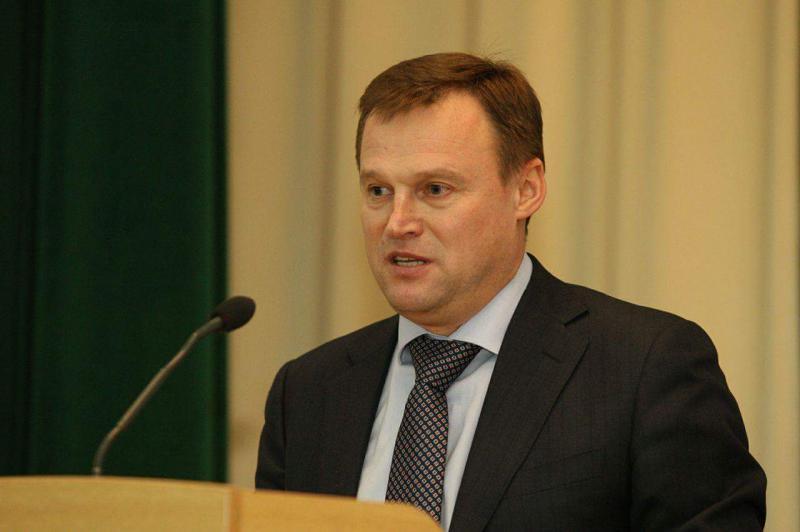 Віталій Скоцик: «Щоб земля не стала об'єктом дикої приватизації, треба завершити земельну реформу»