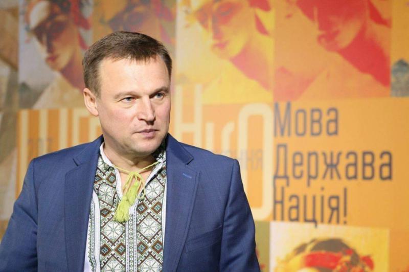 Лідер Аграрної партії Віталій Скоцик