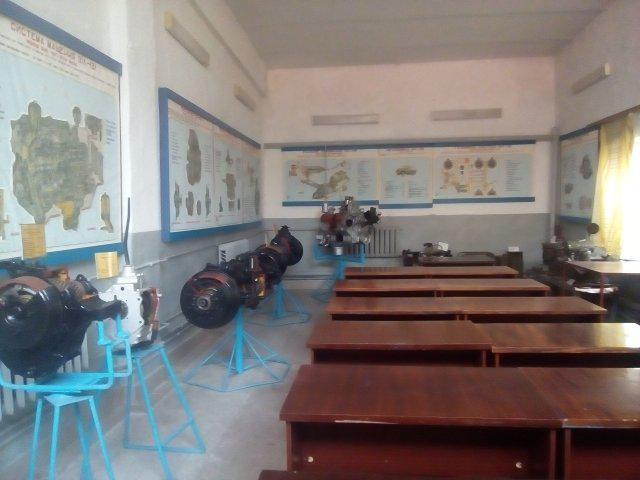 Учбовий клас. Фото Олександра Шевчука