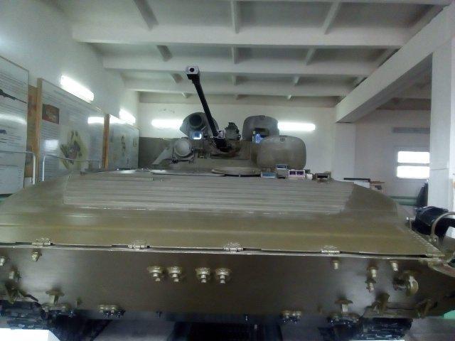 Бойова машина піхоти. Фото Олександра Шевчука