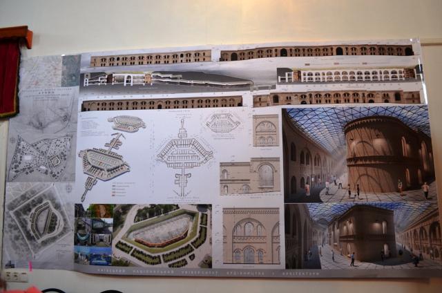 Проект реконструкції Тараканівського форту