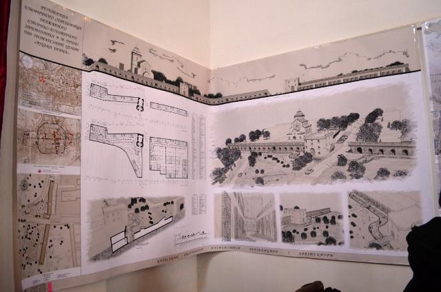 Проект реконструкції Луцької брами
