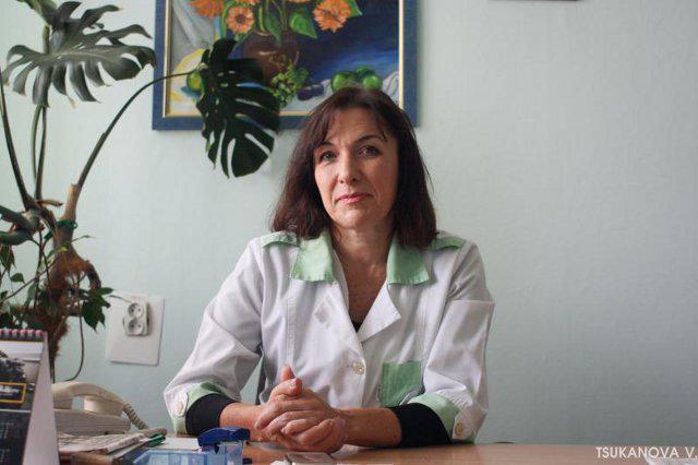Людмила Чучман-Казимирська.