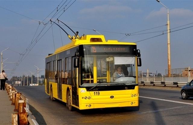 Із Генічеська на Арабатську Стрілку хочуть пустити тролейбус