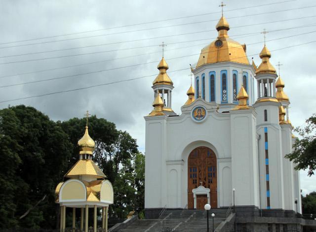 Свято-Покровський кафедральний собор у м. Рівному