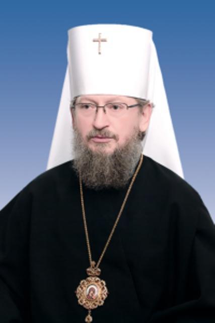 Митрополит Сарненський і Поліський Анатолiй.