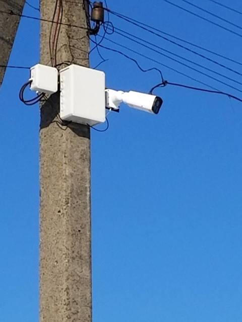 Встановлена камера у с.Велика Омеляна у Рівненському районі<br />