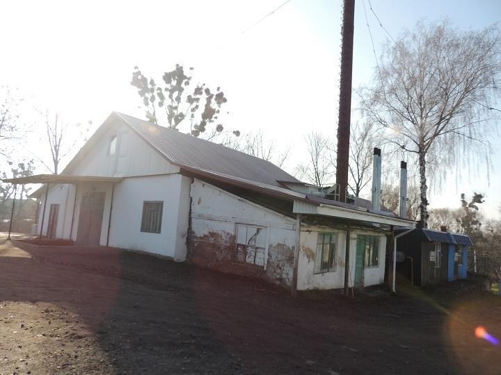 Приміщення Корецької водолікарні, яке планують знести та побудувати на його місці санаторій
