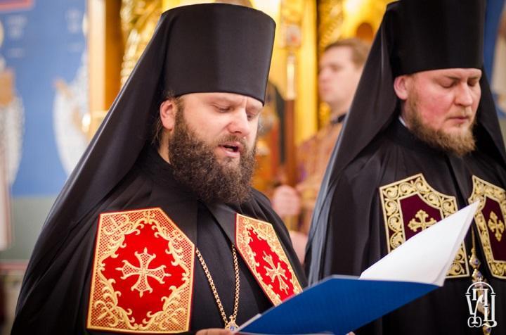 Вікарій Рівненської єпархії УПЦ МП Пимен
