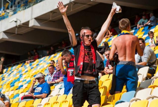 Уматчі 26 туру УПЛ «Динамо» розгромило «Зорю», «Шахтар» переміг «Верес»