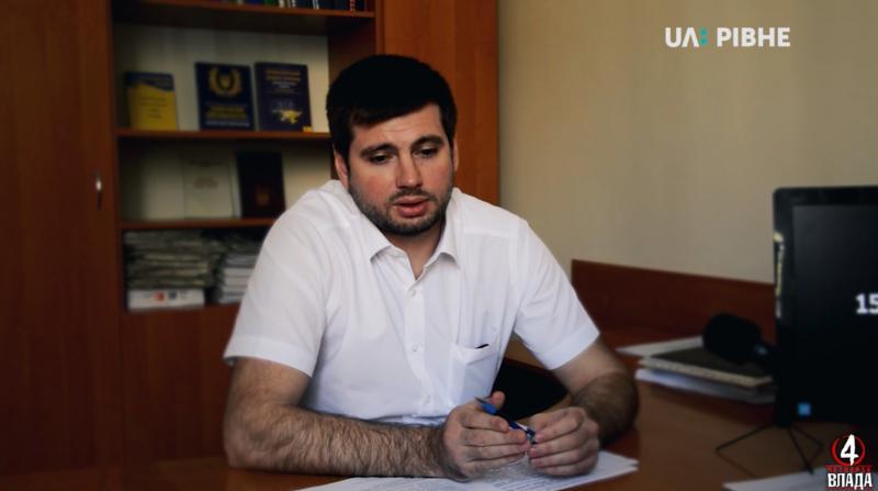 Прокурор Альберт Шаповалов каже, що йому невідомо про заяви громадян в поліцію, в яких вони просили покарати саме головного лікаря Центру<br />