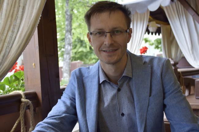 Олексій Чернявський<br /> фото Рівне вечірнє