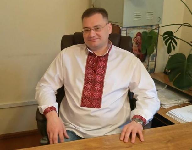 Олексій Шамак, фото rv.gov.ua.