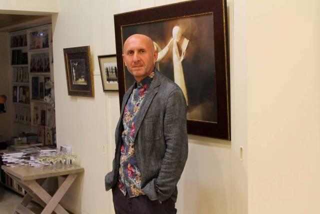 Сергій Татчин, фото з його сторінки у ФБ.