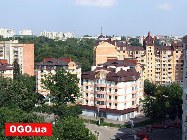 Рівне. Панорама міста
