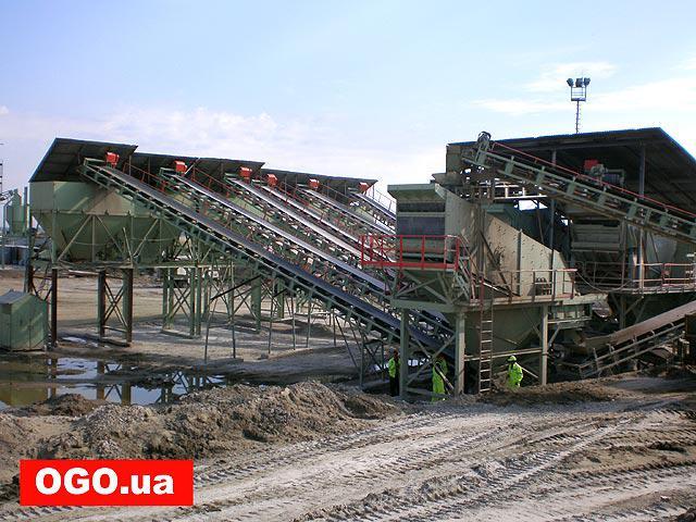 """Асфальтний завод турецької фірми """"Онур"""""""