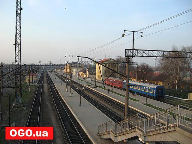 Здолбунів – один з найбільших залізничних вузлів