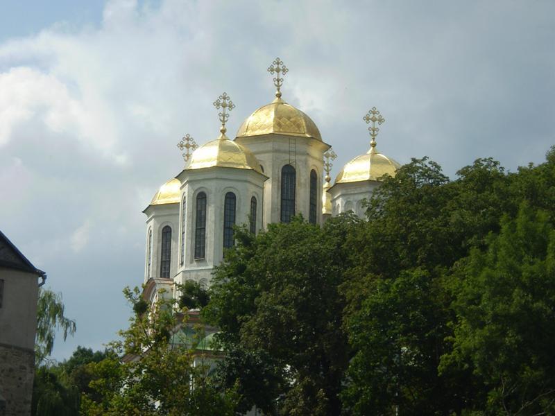 Богоявленський собор в Острозі
