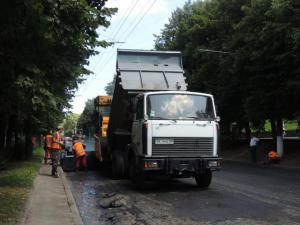 На кілька днів проїзд вулицею Княгині Ольги у Рівному буде перекритий.  Тимчасові незручності для водіїв створить капітальний ремонт дорожнього  покриття ... f5618e0907dab