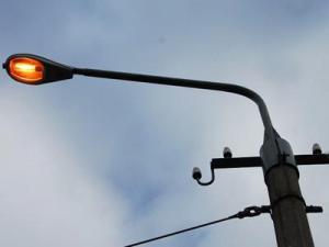 В Золотухино через суд добиваются освещения дорог