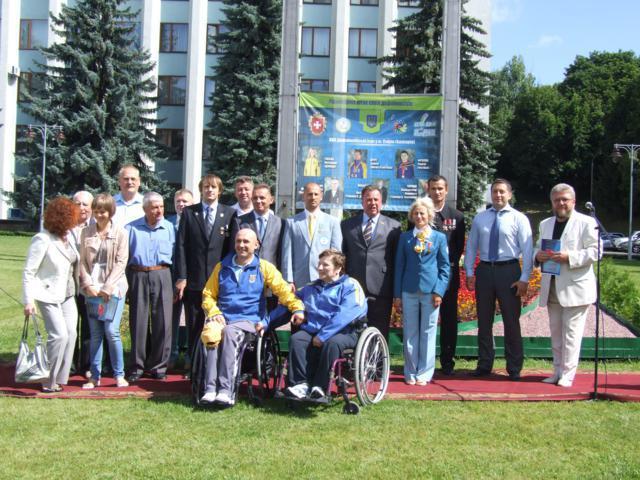 Троє спортсменів захищатимуть честь Рівненщини на Дефлімпійських іграх (ФОТО), фото-2