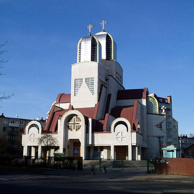 Церква Положення пояса Пресвятої Богородиці