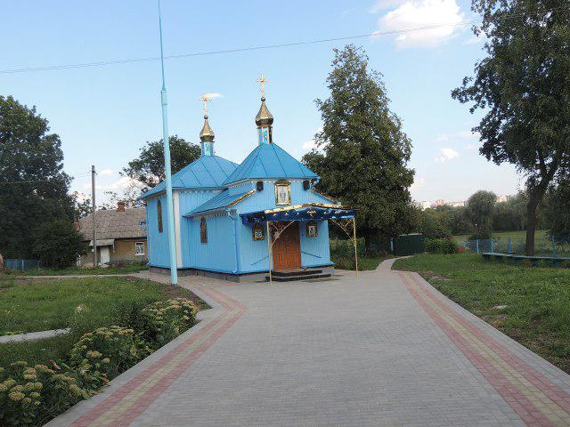 Церква Святої Покрови у Золотієві (Рівне)