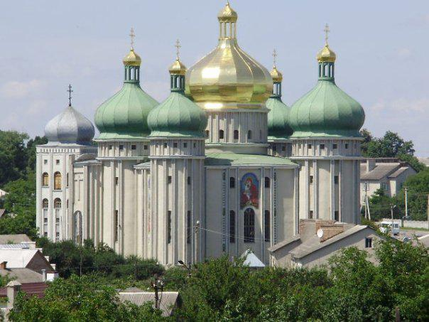 Свято-Покровський собор у Дубно