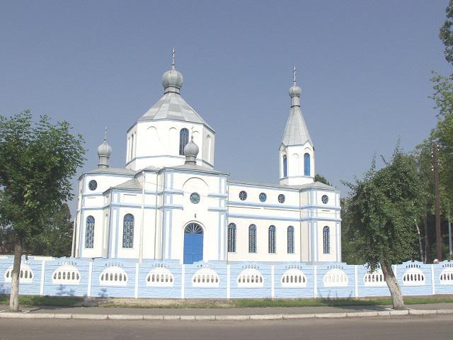 Свято-Покровський собор у Сарнах